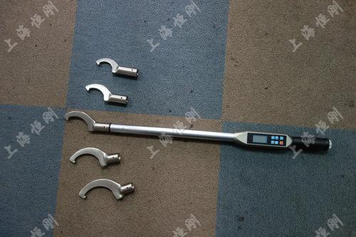 可調式檢測扭力扳手圖片  (勾頭)