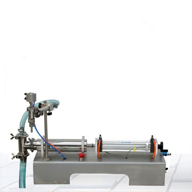 高精度小型灌装机