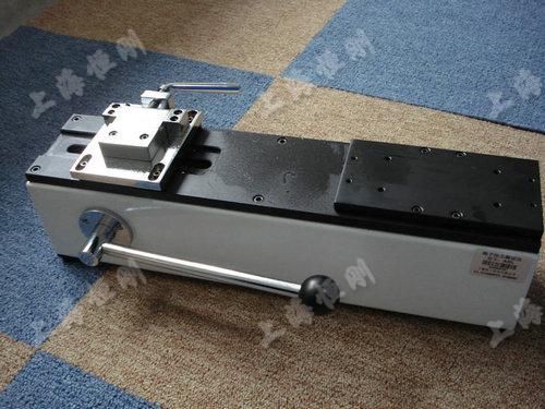 简易卧式拉力测试仪图片