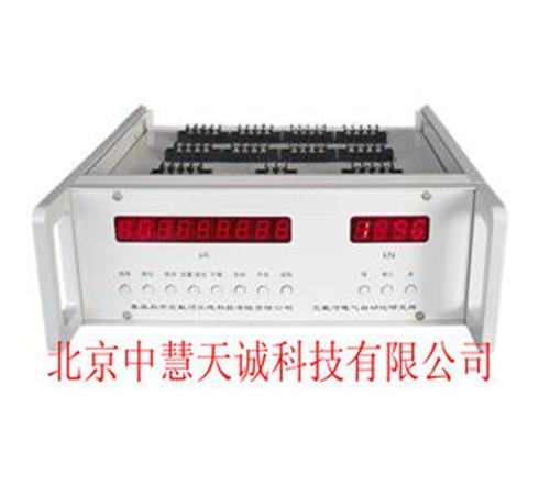 9, 通过rs232接口,向微机传送测试记录.