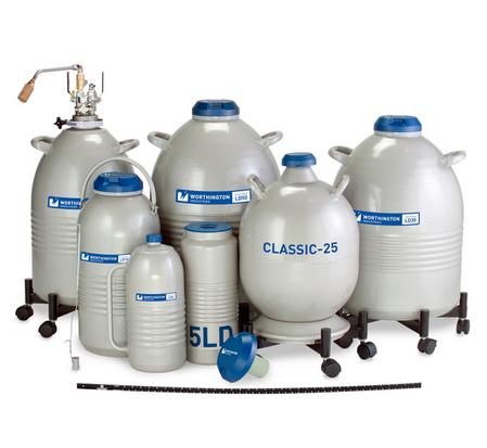 沃辛顿液氮罐