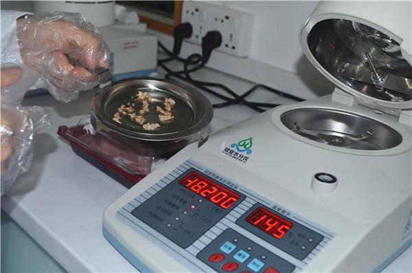 肉类快速水分速测仪
