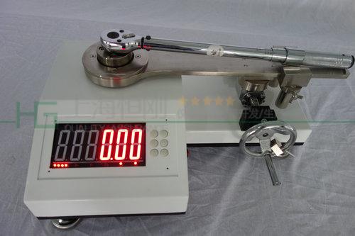 SGXJ峰值公斤扳手检定装置图片
