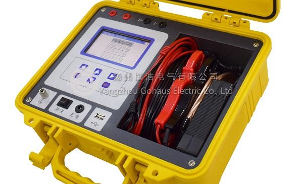 GHR5310单通道直流电阻测试仪产品实拍