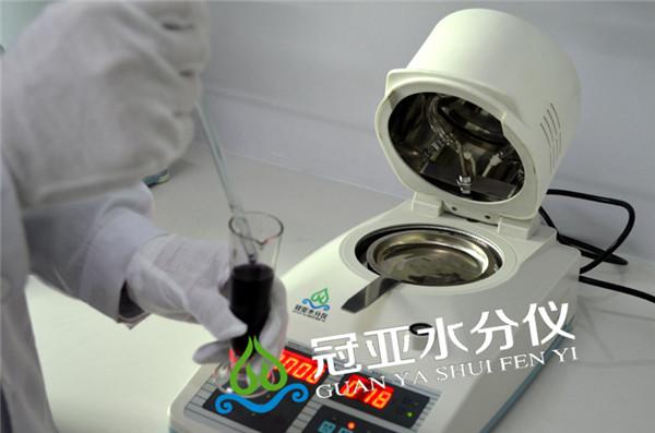 乳白胶固含量检测仪