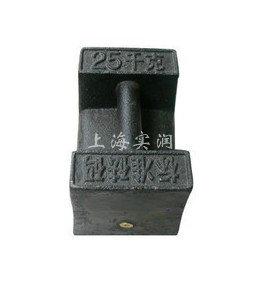 湖南25KG砝码
