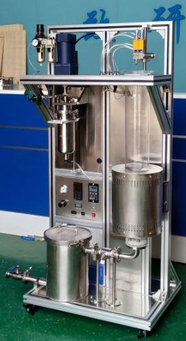 油氨柱成型装置