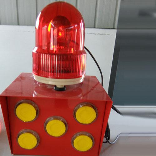 灯壳抗冲击能力强,180清晰可视超高亮led发光管,配备超强蜂鸣器,具有