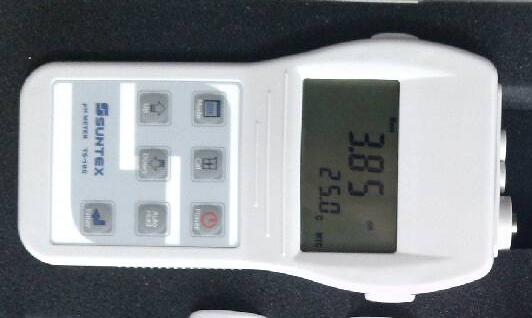 TS-130手提式酸度计