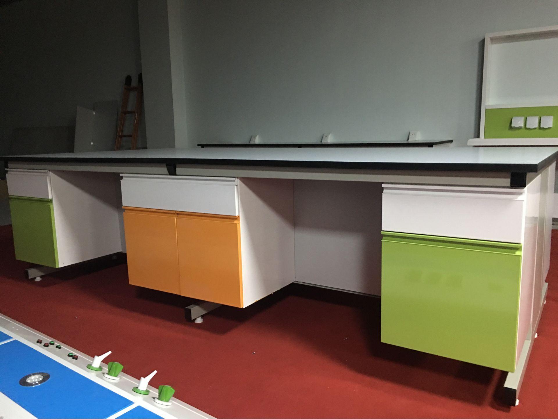 广州_全钢实验台_实验室家具厂家_通风柜_实验室建设公司_广州环扬实验室
