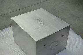 不锈钢500kg标准砝码