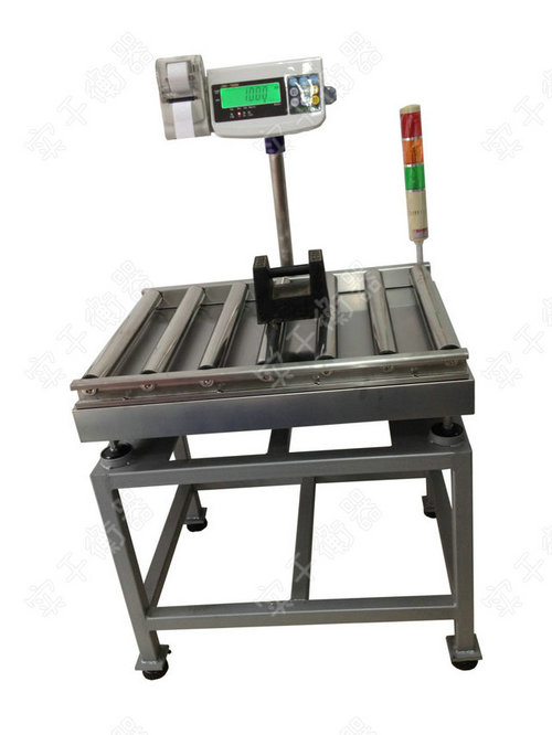 滚筒电子秤