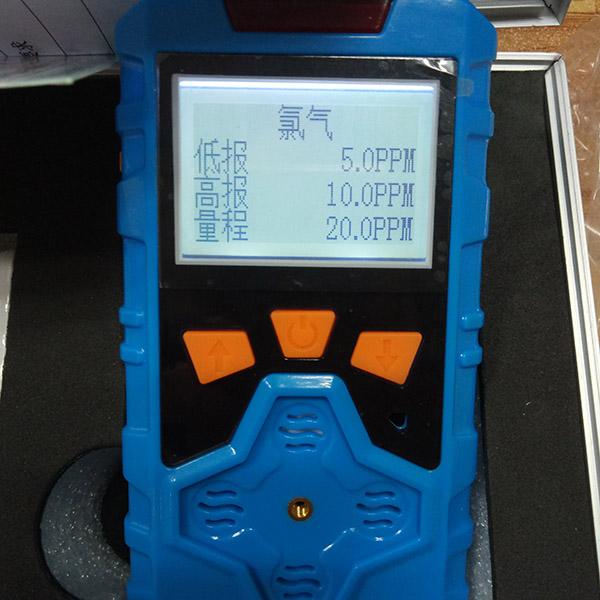 多合一气体检测仪