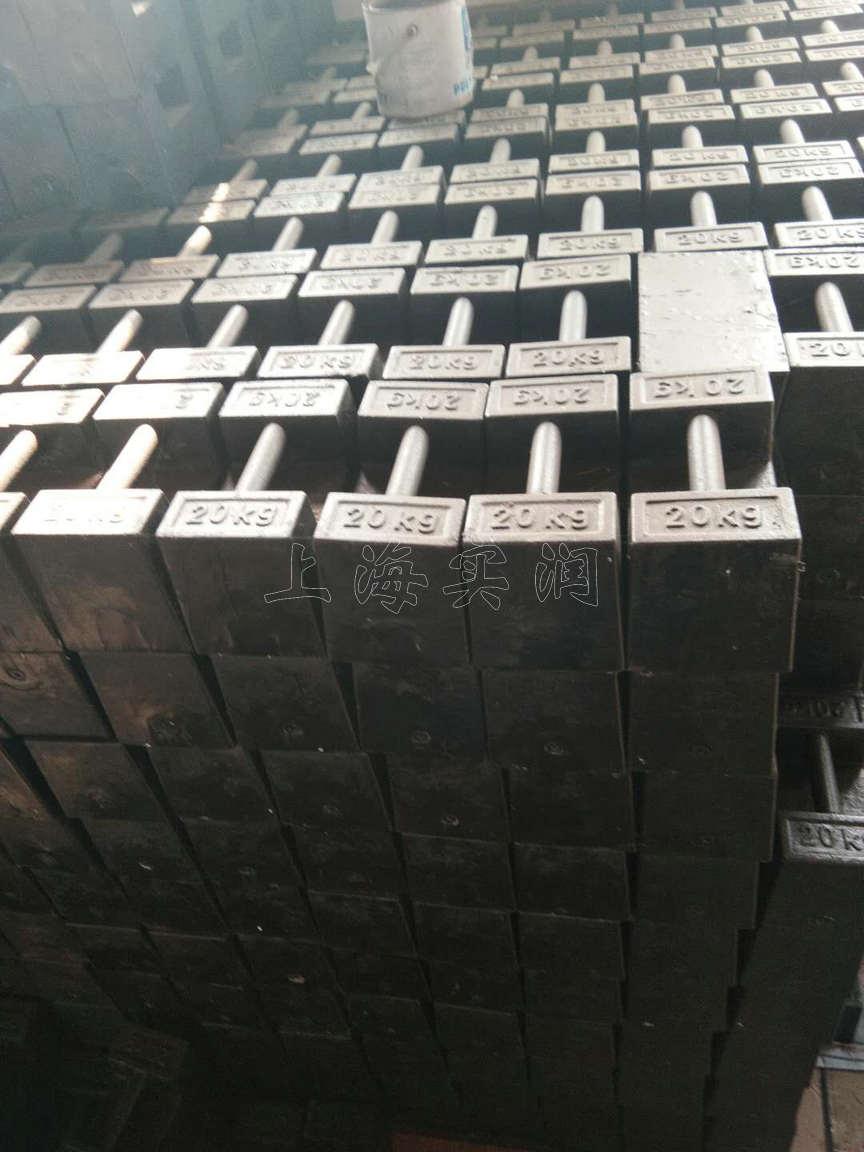 上海厂家铸铁砝码价格