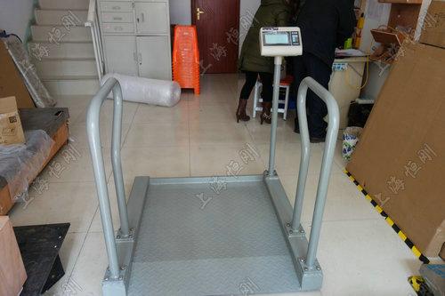 带打印轮椅秤