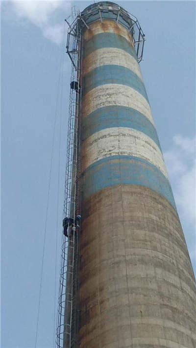 水泥烟囱安装旋转梯技术要求