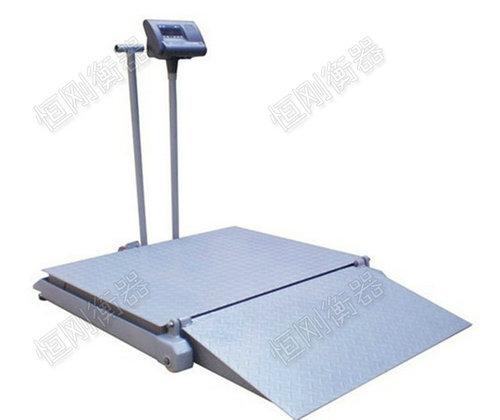 称体重轮椅秤