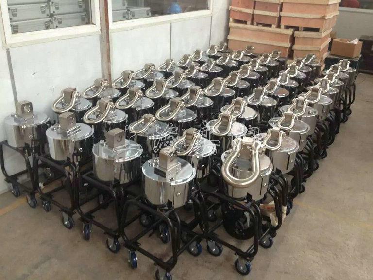 上海生产无线传输电子吊秤