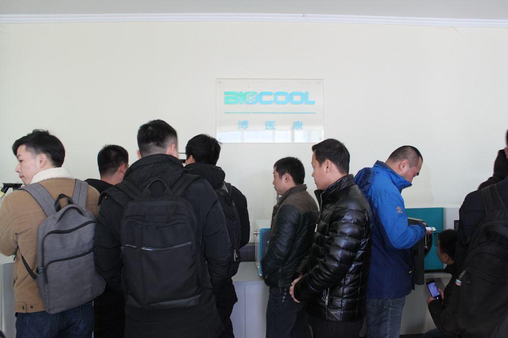 博医康冻干发酵及分析仪器试剂产品培训会