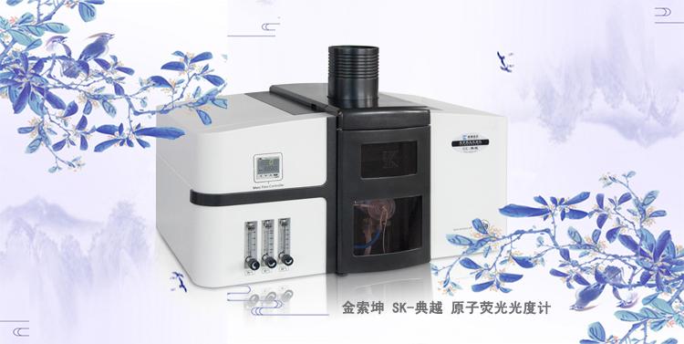 金索坤SK-典越 火焰原子荧光光谱仪