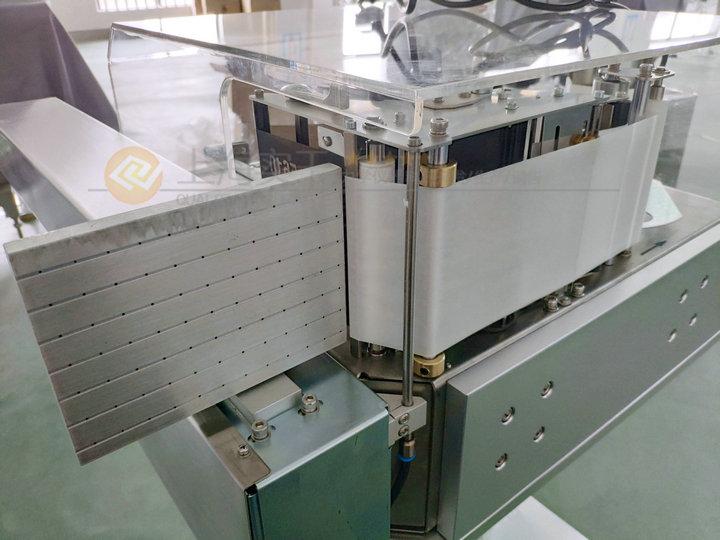 SG-450称重机带打印贴标一体机