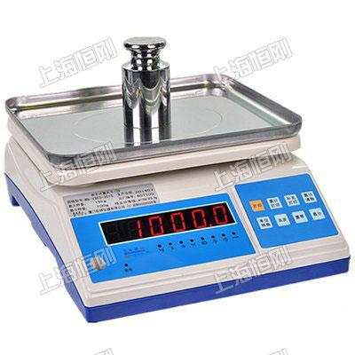 继电器控制电子桌秤