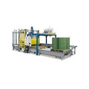 密闭式化工液体灌装机