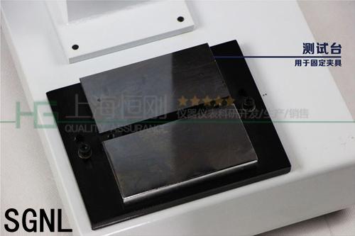 钮扣拉力测试仪细节图