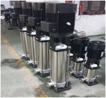 整体不锈钢材质的QDL16-40泵