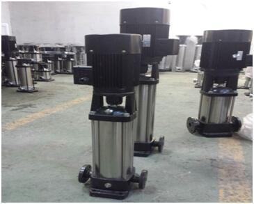 過流部件不銹鋼材質的CDL16-5泵