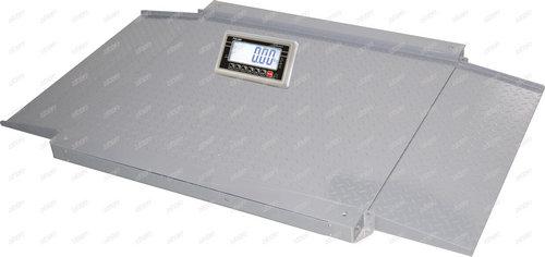 超低电子地板秤