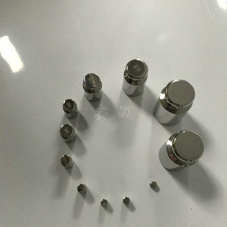 JF1无磁不锈钢砝码等级F1