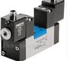 德国厂家优势直销FESTO费斯托双电控电磁阀