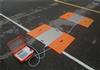 便携式轴重仪检测出汽车的轴载重、总重