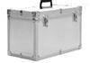 铝合金手提仪器箱 多孔玻板采样箱 试剂瓶箱