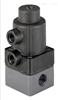宝德3230二位二通塑料隔膜阀用于腐蚀性介质